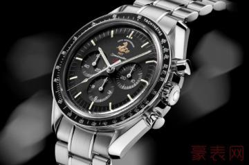 停止走时的欧米茄手表还能回收吗