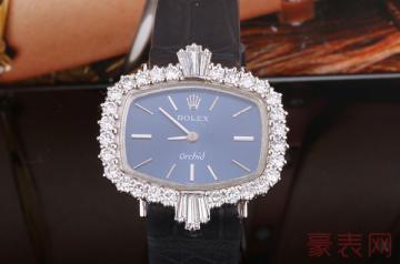手表回收能去商场的售卖店吗