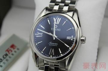 梅花空霸93909二手表回收能卖多少
