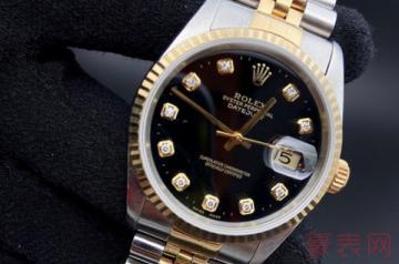 二手劳力士手表回收能卖多少钱一块