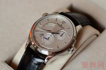 二手积家手表怎么回收才能有高价