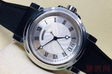 没有表盒的宝玑手表回收价格是多少