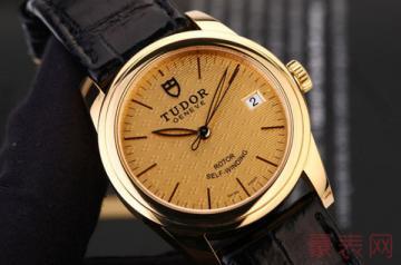 帝舵经典系列的手表回收形势如何