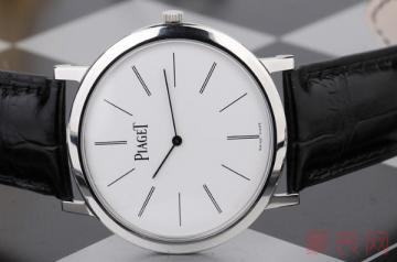 伯爵白金手表回收会更有高价格吗