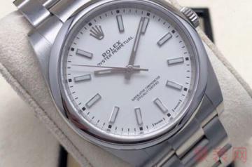 劳力士名牌手表回收想拿高价的对手是谁
