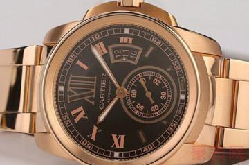 回收卡地亚手表什么价格最实惠