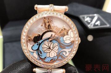 梵克雅宝手表高价回收的要点是什么