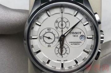 天梭力洛克手表回收大概多少钱才不会亏