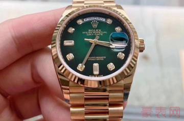 劳力士手表回收打几折可不是由商家说了算
