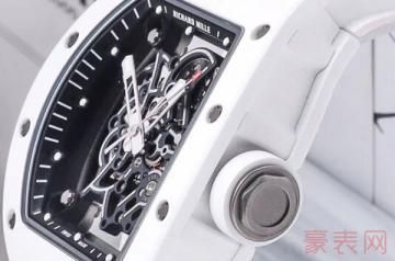 回收里查德米尔手表要看内部机芯吗
