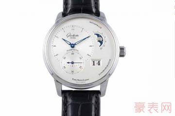 线上二手格拉苏蒂手表能回收吗