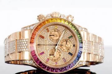 119239劳力士手表回收价格如何