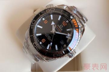 高档手表拿去回收商家能给几折