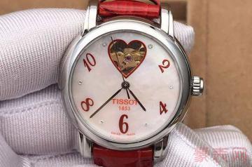 天梭的旧手表回收一般能卖多少钱