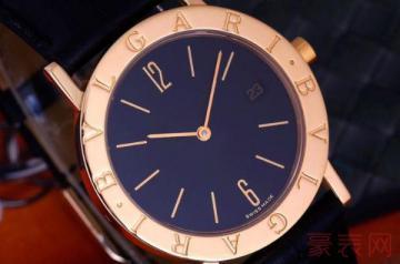 回收宝格丽手表价格不仅因表款而异