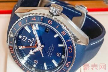市面上哪些品牌的手表可以被回收