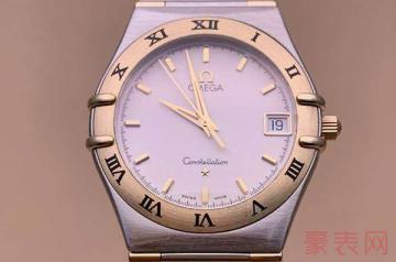 欧米茄手表几折回收合理 价格陷阱你拎得清吗