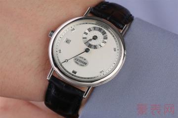 回收宝玑手表最新报价在哪获取