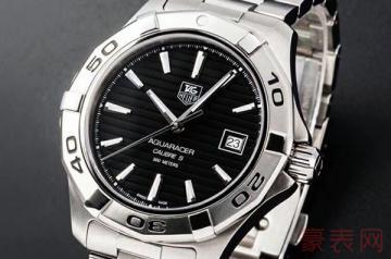 回收二手泰格豪雅手表去哪更实惠