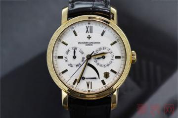 二手江诗丹顿85250手表回收价格高吗
