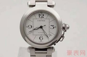功能完好的卡地亚手表几折回收