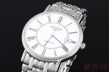 浪琴手表回收多少钱一般几折回收