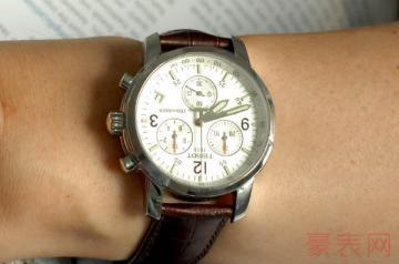 3000块钱买的天梭手表回收价位什么范围