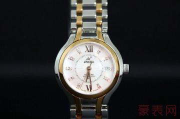 英纳格二手手表回收能一步到位吗