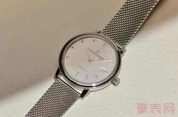 二手瑞士手表回收价格都是比较高的吗