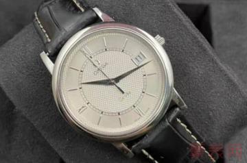 原装配件更换过的欧米茄手表有人回收吗