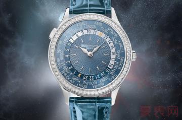 如何卖百达翡丽二手表才能不吃亏