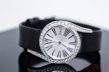 伯爵G0A38160手表回收价如何估量的
