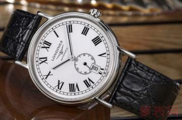 废旧浪琴手表回收多少钱一个