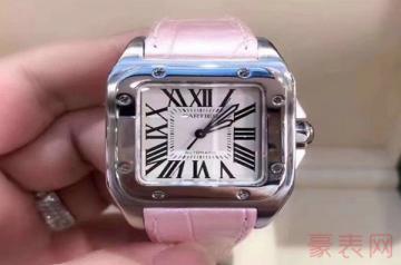 卡地亚二手表坏了回收能卖多少钱