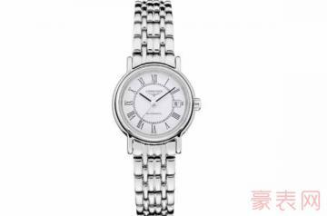 浪琴瑰丽手表回收价格还会上涨吗