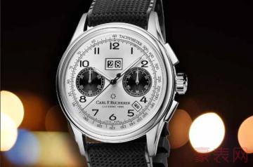 高档品牌宝齐莱手表回收多少钱