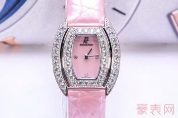 爱彼手表有回收的精准平台吗
