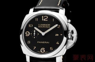 沛纳海手表回收价格计算攻略分享