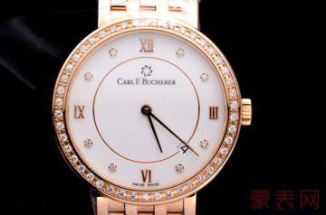宝齐莱的手表哪里回收估价是免费的