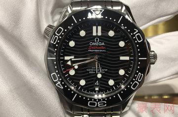欧米茄二手手表回收值多少钱