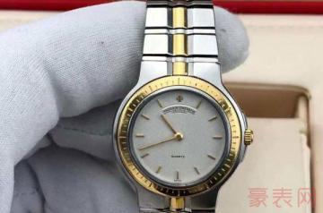 江诗丹顿官方柜台会回收二手表吗