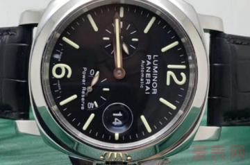 沛纳海手表回收价位主要在哪个区间