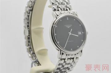 为何浪琴l619.2机芯的手表回收价上不去
