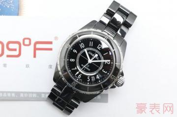 回收chanel手表价格大概会有几折