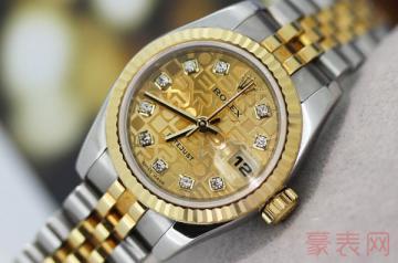 劳力士179173手表的回收价格高吗