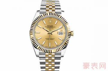 劳力士二手手表回收一般是几折