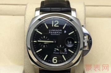 回收沛纳海手表的价格超五折简单吗