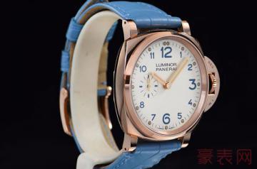 二手沛纳海手表回收一般卖多少钱