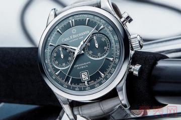 宝齐莱手表的回收折扣因表款不同