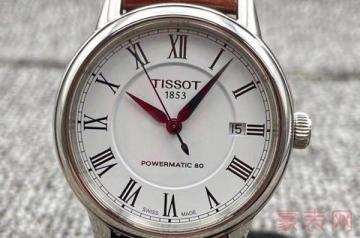 天梭实体店可以回收戴过的手表吗